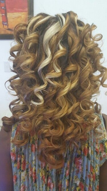 Curls done@bubble squeak by quinnozi