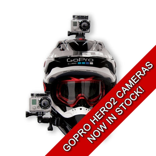 Gopro helmet cameras. Create the videos you've always dream of