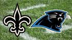 2 Carolina Panthers vs New Orleans Saints Tickets (Lower Level)