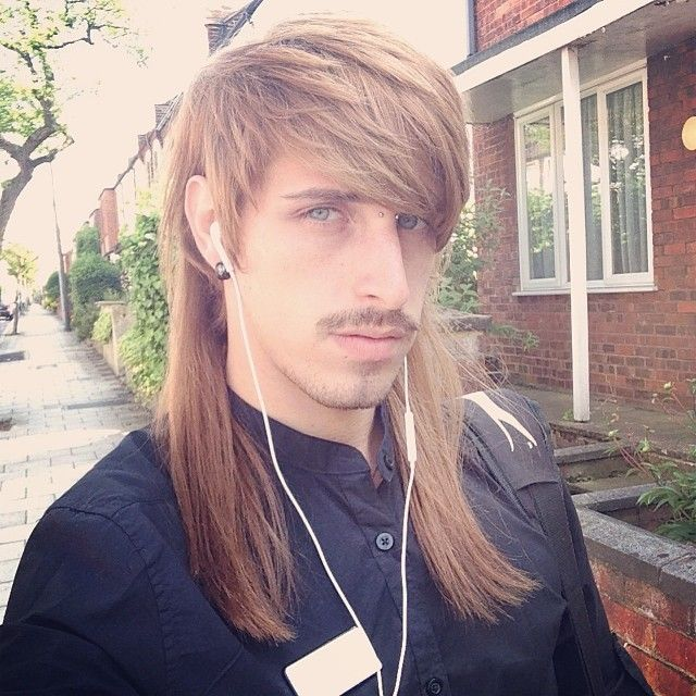 25 Best Ideas about Mullet Haircut on Pinterest