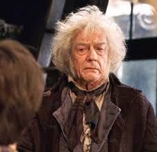 Mr Ollivander as played by  John Hurt The British actor passed away at the age of 77 on  January 27. He previously announced in June 2015 that he had been diagnosed with pancreatic cancer. The Alien and Harry Potter actor was nominated for two Oscars during his career for his roles in Elephant Man and Midnight Express.