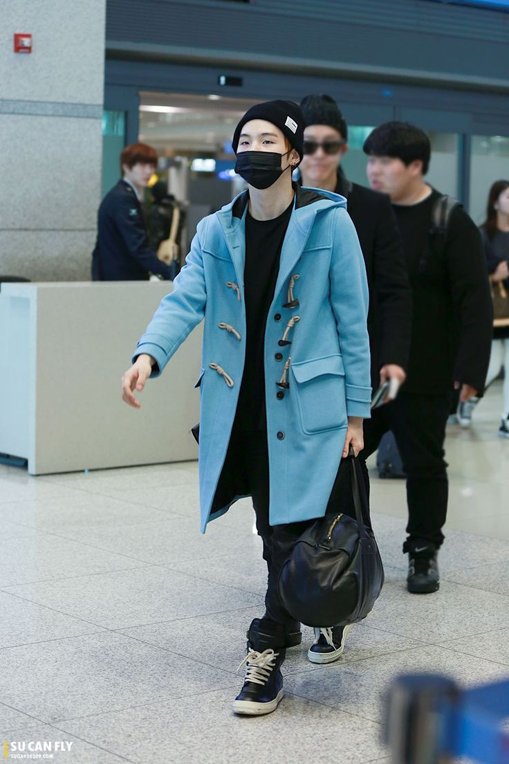 25 Best Images About Bts Suga Airport Fashion On Pinterest