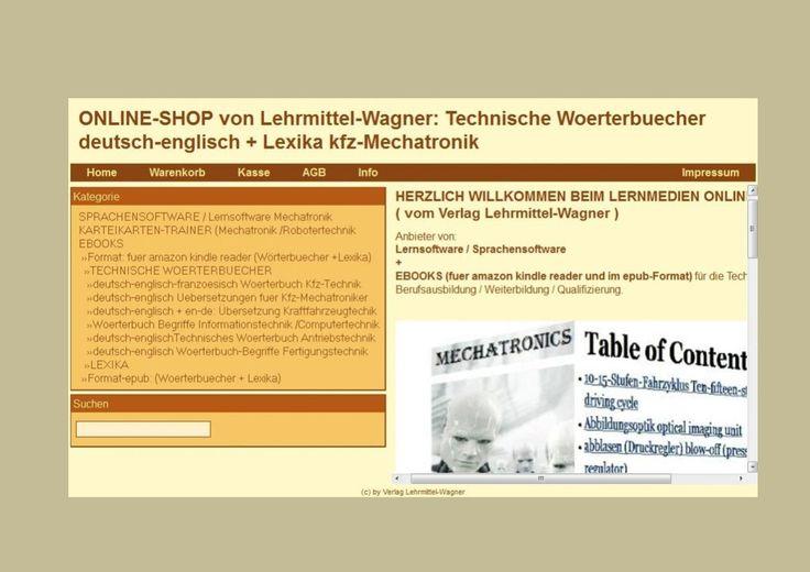 Elektronische Buecher: Katalog Fruehjahr 2017 (Deutsch Englisch Kfz-Technik Uebersetzung