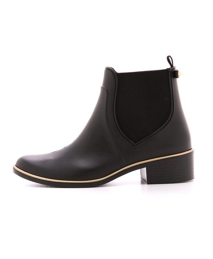 Kate Spade New York Sedgewick Short Rain Boots ($150)