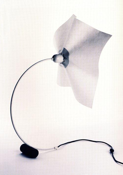 Mario Bellini, Area Curvae Light, for Artemide, 1974