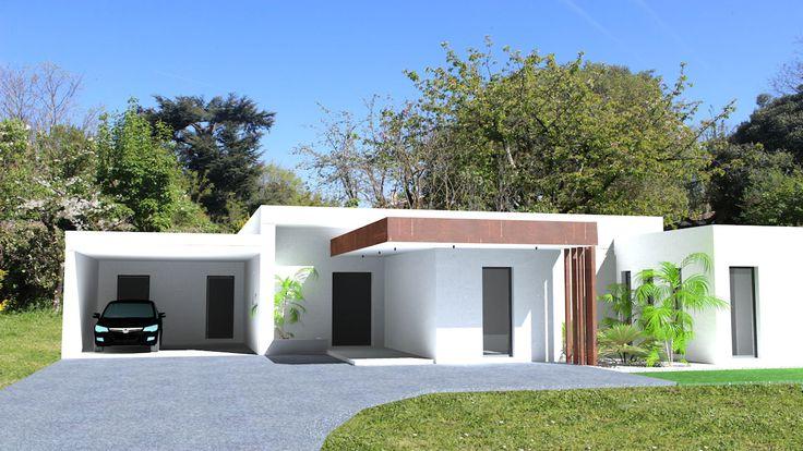 Atelier sc nario architecte ing nieur construction d for Architecte toulouse maison contemporaine