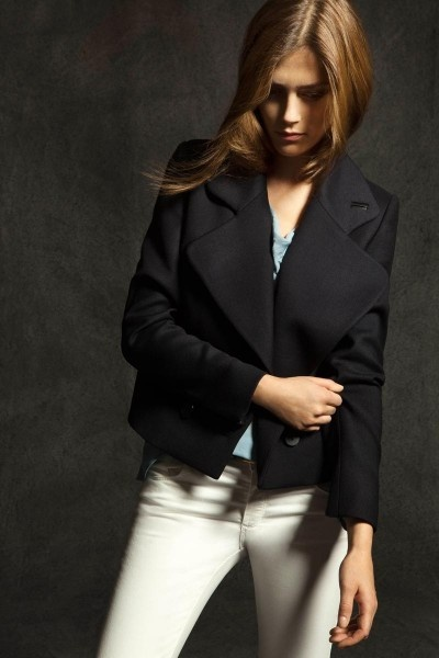 Massimo Dutti Lookbook  Model - Marlena Szoka  Photos by Gemma Edo, Beauty by Jordi Fontanals