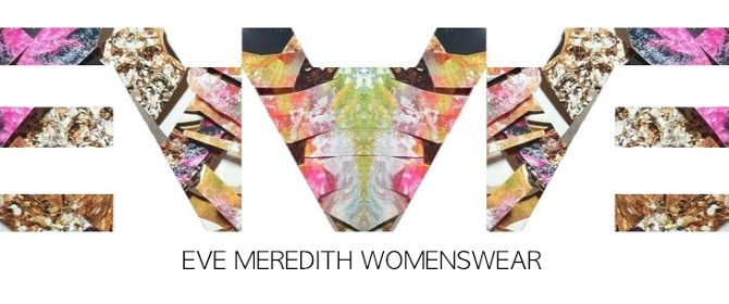Eve Meredith Womenswear BRANDING