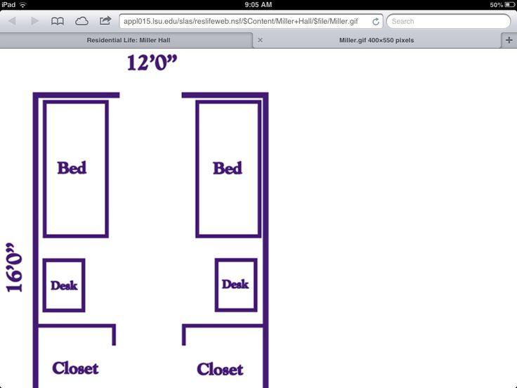 Dorm Room Layouts  Joy Studio Design Gallery  Best Design ~ 131053_Dorm Room Design Layout