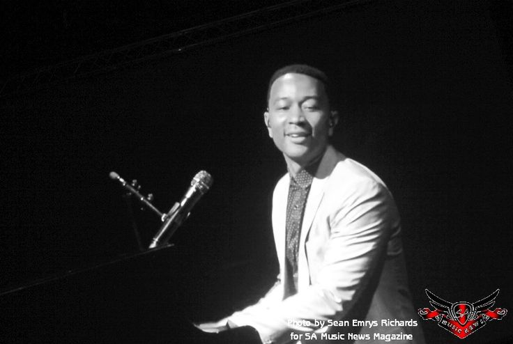 John Legend ‪#‎AllOfMeTourSATour‬ 2014 - Photo by Sean Emrys Richards