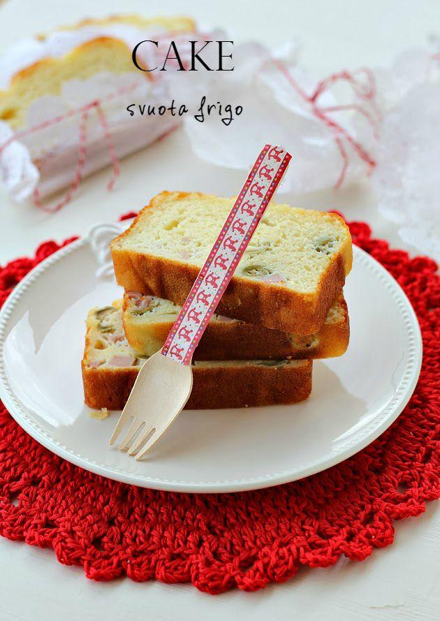 Cake salato svuota frigo e Tutorial Snowglobe