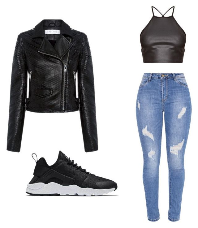 """Untitled #49"" by ionescu-alexandra25 on Polyvore featuring NIKE and IRO"