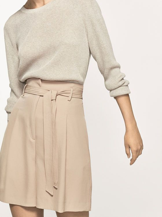 Women's Trousers | Massimo Dutti Spring Summer Collection 2017