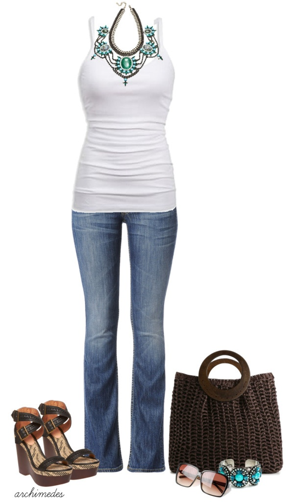 """Easy Summer"" by archimedes16 on Polyvore"