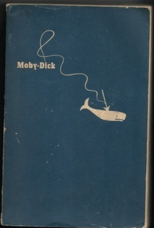 """Day 12 #DailyBookPic: """"I keep meaning to read"""" ... Moby Dick.       With thanks to Annette Whitehurst for photo."""