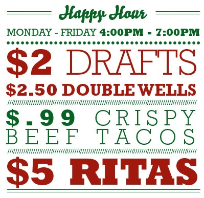 Chimy's Fort Worth Happy Hour: Happy Hour, Chimy S Fort, Fort Worth, Worth Happy, Worth Cross