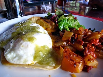 huevos rancheros with chorizo refried black beans chorizo huevos ...