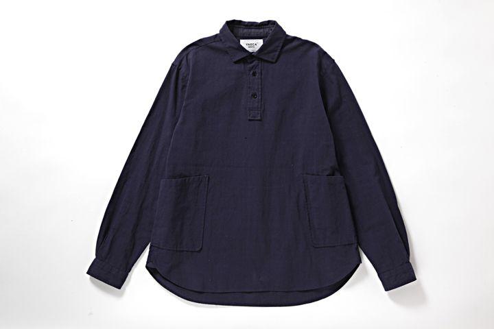 YAECA WRITEのプルオーバーシャツ17,850円