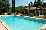 Vakantiehuis Bergerie des Baudissets - Saint-Paul-en-Forêt - Cote d'Azur - VAR Zuid Frankrijk - Privé zwembad