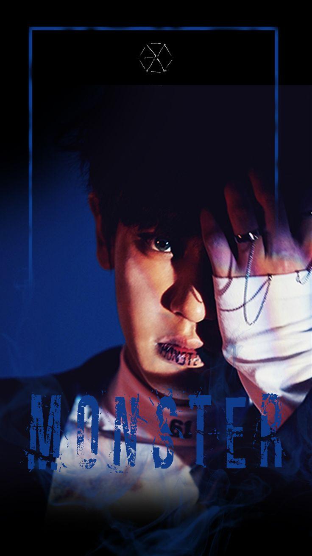 #EXO #Monster #Chanyeol #EXOGrandComeback #EX'ACT