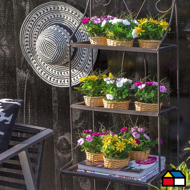 Flores primavera garden sodimac jard n pinterest for Sodimac terrazas