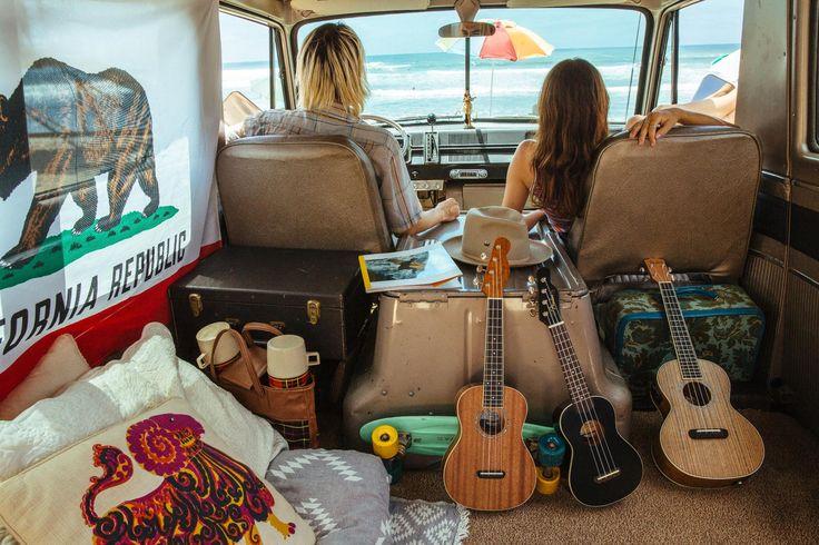 Which one of the California Coast Ukuleles is your favorite? #FenderUkulele #HereForTheMusic      #ukulele #beach #travel #life #living #music #california #trip #vacation #music