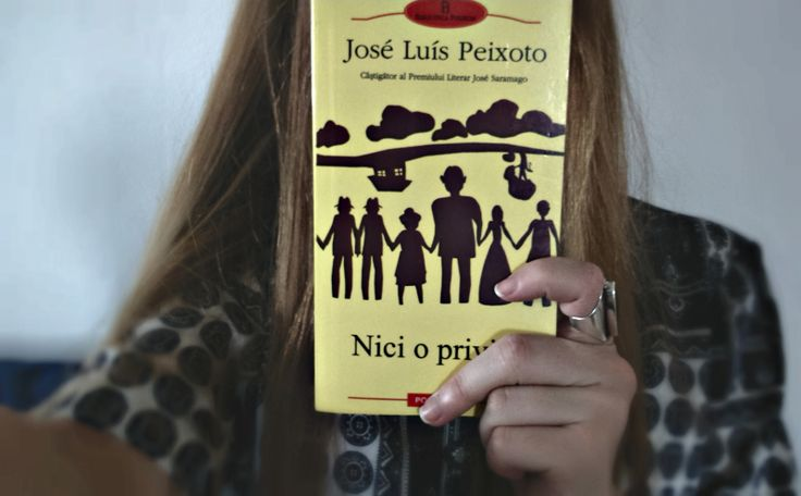 Mi-aş dori ca toată lumea să citească cartea asta şi să-şi simtă cu totul fiecare personaj, fiecare cuvânt şi fiecare senzaţie. Şi-apoi să scrie despre asta.