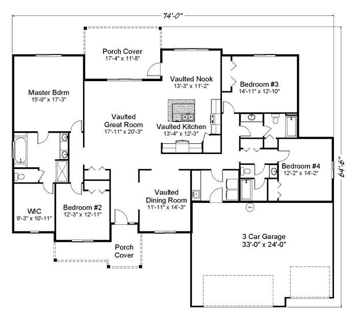2146 best plans maisons idées images on Pinterest House floor