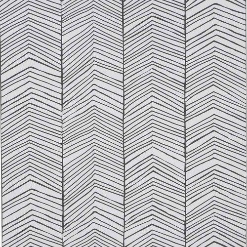Ferm Living | Herringbone Wallpaper