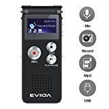 EVIDA Mini Voice Recorder VOR ( Voice Activated Recorder ) 8G Telephone Dictaphone Digital Audio Recording... EVIDA Mini Voice Recorder with VOR Voice Activated Function - 8GB USB Flash Drive Voice https://thehomeofficesupplies.com/evida-mini-voice-recorder-vor-voice-activated-recorder-8g-telephone-dictaphone-digital-audio-recording-device-microphone-with-mp3-music-player/