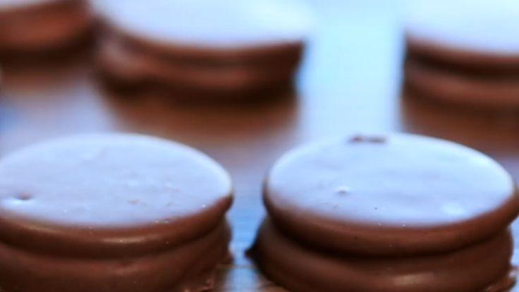 Chocolate Covered Ritz 4 ways!