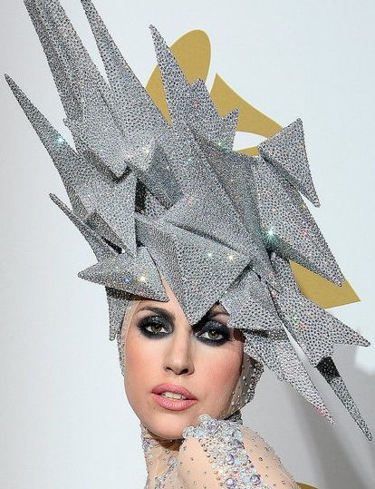 30 Outrageous Hats Designed By The Guy Who Made Princess Beatrice's Hat Phillip Tracey...  This is a Super Galactic hat. I would swing it! :)...