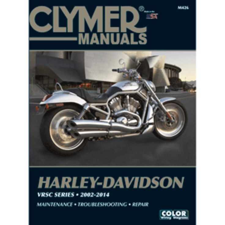 42 best motorcycle repair manuals images on pinterest repair clymer service manual for harley davidson vrsc series fandeluxe Image collections