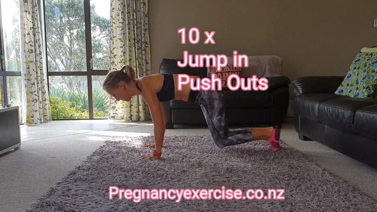 Fit Mums Core and Glute Exercise Circuit
