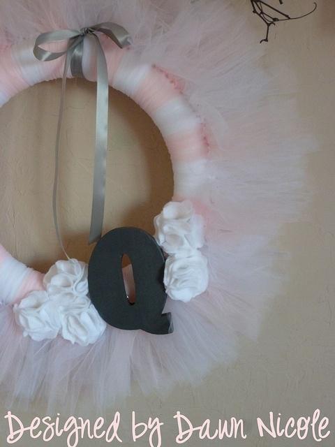 @Morgan HartTutu Wreath Tutorial - for ballerina party