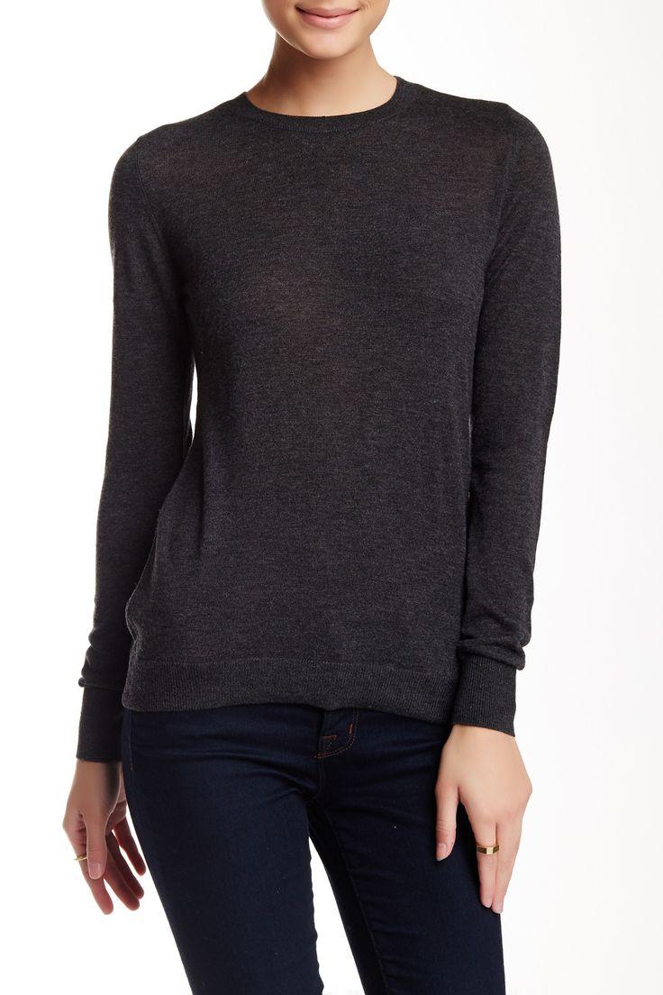 Minnie Rose | Cashmere Crew Sweater | Nordstrom Rack