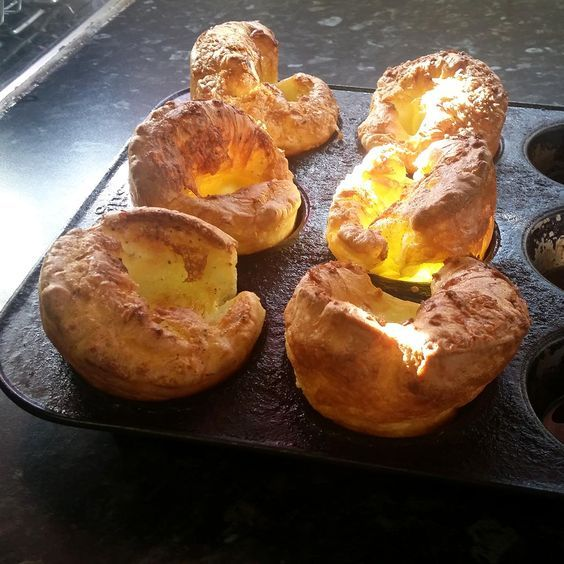 A popular Sunday Dinner favourite, we made our Yorkshire Puddings gluten free and puffy!
