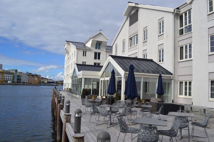 Thon Hotel Kristiansund deck