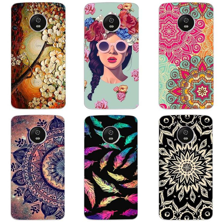 >> Click to Buy << RuCover For Motorola Moto G5 Case 5.0 inch TPU Soft Silicone Painted Cover For Moto Motorola G5 Phone Case Protective Capa #Affiliate