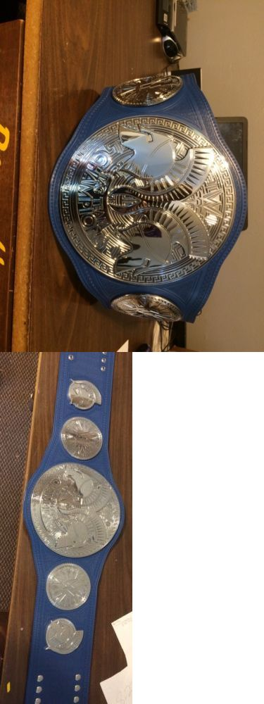 Wrestling 2902: Wwe Tag Team Championship Replica Smackdown Live -> BUY IT NOW ONLY: $325 on eBay!