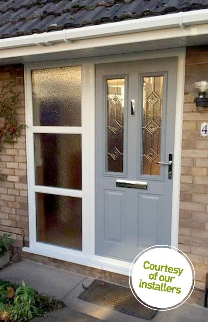 Not sure what composite door you want? Take a look at some of the beautiful composite door installations that Solidor has done and get inspired online here.