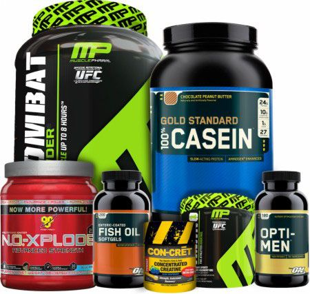 Top 5 Best Muscle Building Stacks