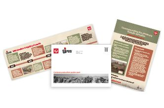 Centenary Education - from Australia Post