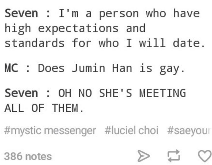 Does Jumin Han Is Gay <<Mustic Messenger Crack>>