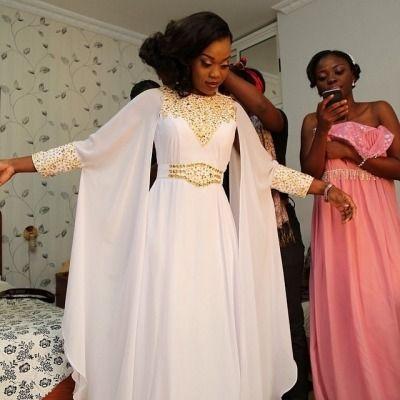 Nigerian wedding: