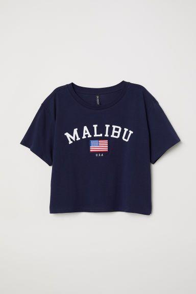 Camiseta corta Modelo  4ac68eae051