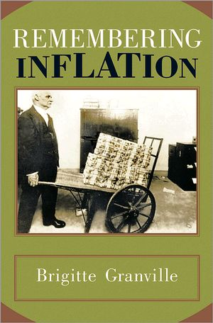an introduction to the history of the great inflation Origins of the great inflation allan h meltzer used, is misleading it mixes the  effects of one- time price level changes (from currency devalua- tions, tariffs, and .