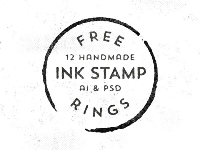 I think ink stamp logos give a real homemade feel, plus would mean you can make your own packaging until you hit the big time and start mass-producing!