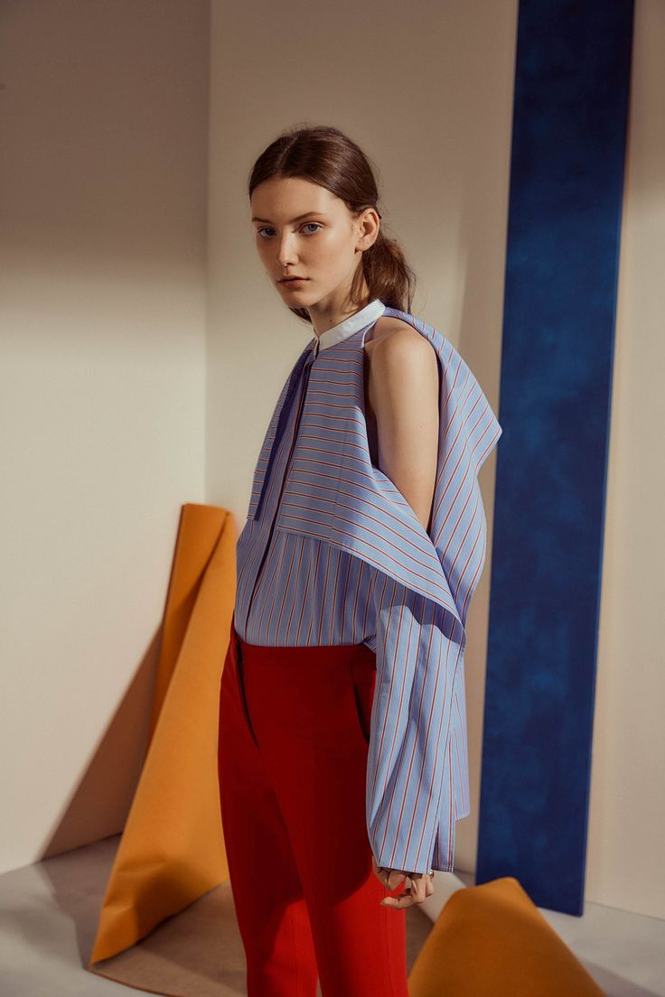 See the complete Rosetta Getty Spring 2017 Ready-to-Wear collection.