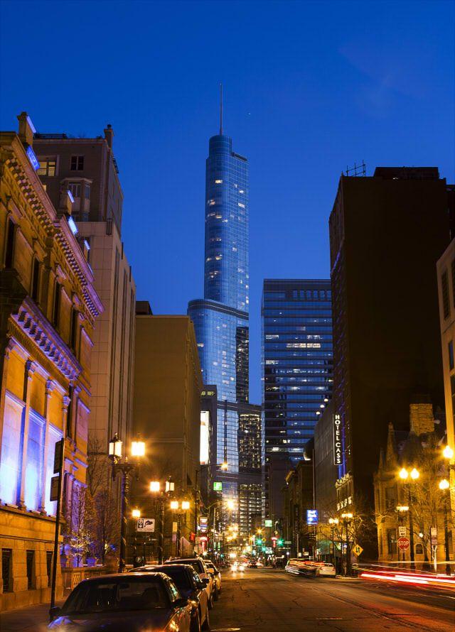シカゴの朝をパワフルに。トランプ・インターナショナル・ホテル&タワー (1/2)|ニュース|Excite ism(エキサイトイズム)